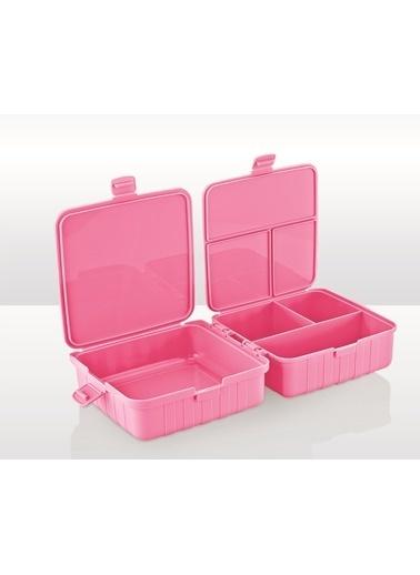 Piaff Home Trend Lunch Box saklama Pembe